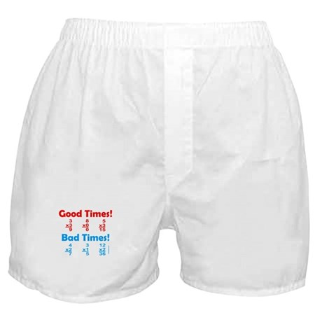 MATH/MATHEMATICS Boxer Shorts