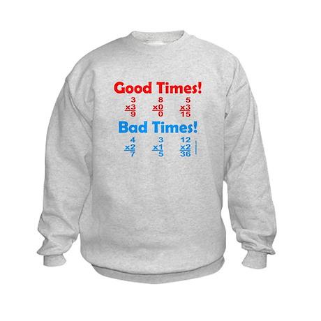 MATH/MATHEMATICS Kids Sweatshirt