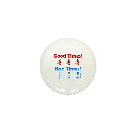 MATH/MATHEMATICS Mini Button (100 pack)