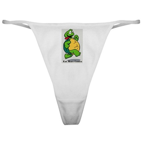 Eat More Cooter Thong