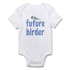 future birder Infant Bodysuit