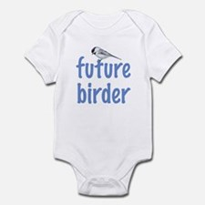 future birder Infant Bodysuit
