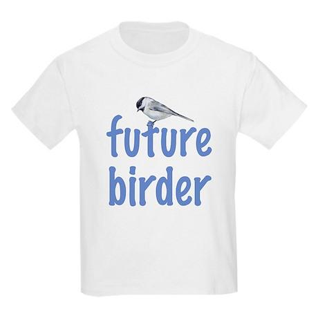 future birder Kids Light T-Shirt
