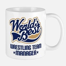 Wrestling Team Manager Mug