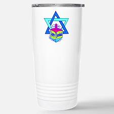 Hanukkah Oh Chanukah Travel Mug