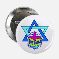 "Hanukkah Oh Chanukah 2.25"" Button (10 pack)"