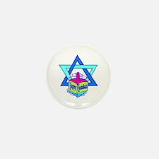 Hanukkah Oh Chanukah Mini Button (10 pack)