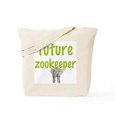 future zookeeper Tote Bag