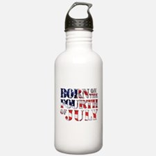 Unique 4th of july Water Bottle