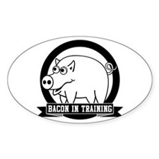 Bacon In Training Decal