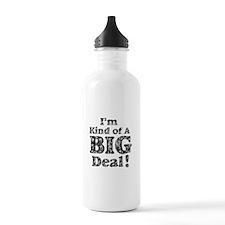 Vintage I'm Kind Of A Big Dea Water Bottle