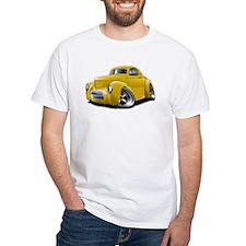 1941 Willys Yellow Car Shirt