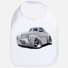 1941 Willys White Car Bib