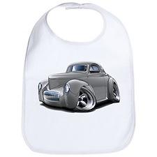 1941 Willys Silver Car Bib