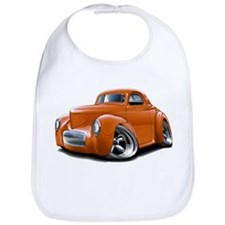 1941 Willys Orange Car Bib