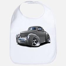 1941 Willys Grey Car Bib