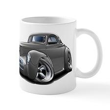 1941 Willys Grey Car Mug