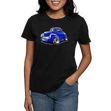 1941 Willys Blue Car Tee