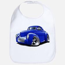 1941 Willys Blue Car Bib