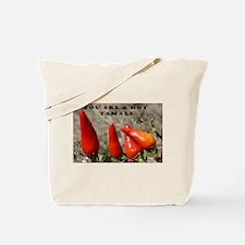 Cute Chili pepper Tote Bag
