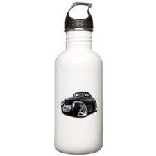 1941 Willys Black Car Sports Water Bottle