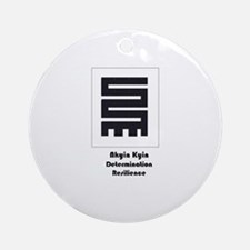 Regal Clothes Exclusive Ornament (Round)