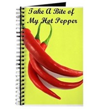 Unique Hot peppers Journal