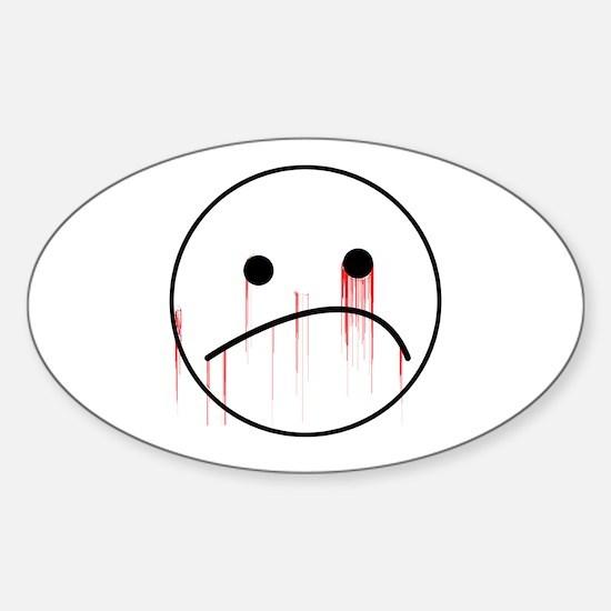 Fight Club Sticker (Oval)