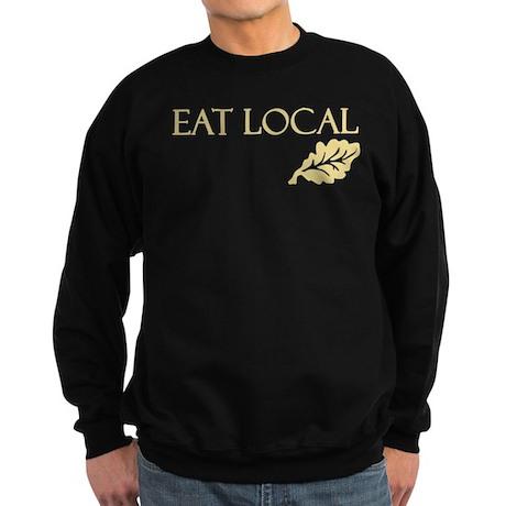 Eat Local Sweatshirt (dark)