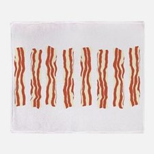 Bacon Throw Blanket