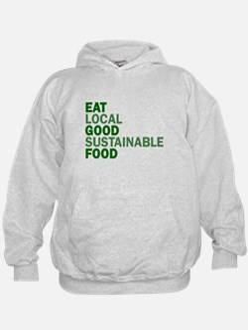 Eat Good Food Hoodie
