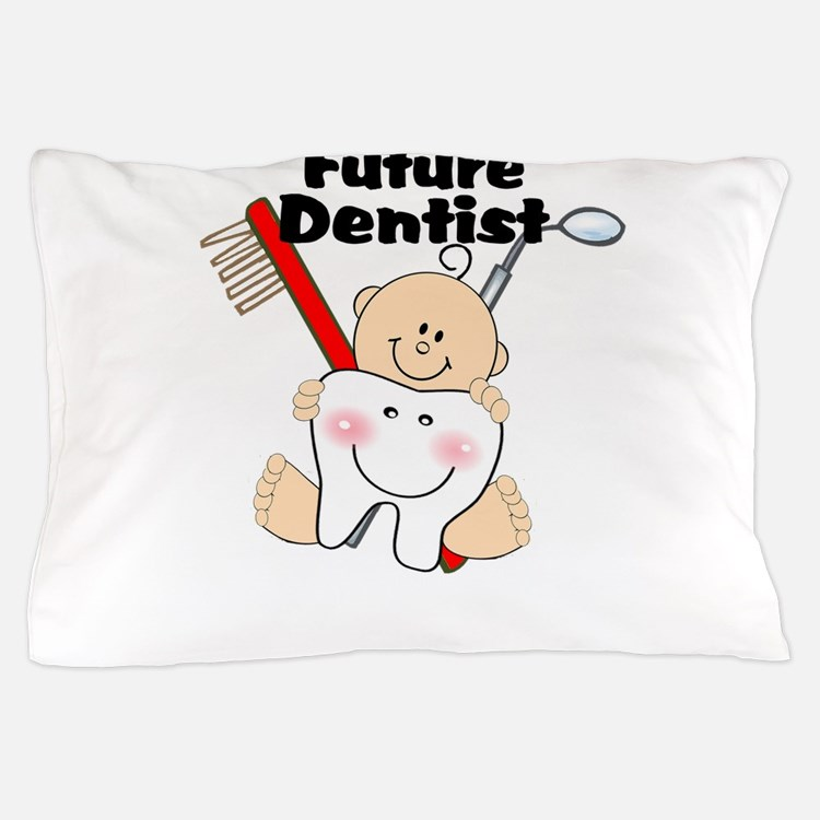 Cute Future occupation Pillow Case