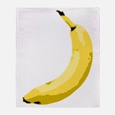 Banana Throw Blanket