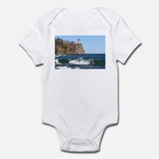 Split Rock Lighthouse Summer Body Suit