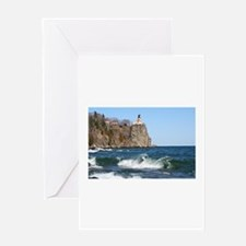 Funny Lighthouse Greeting Card