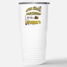 Chainsaw Juggling Travel Mug