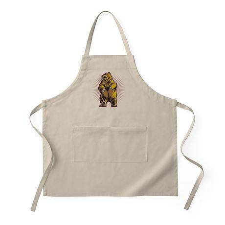 Angry Bear Apron