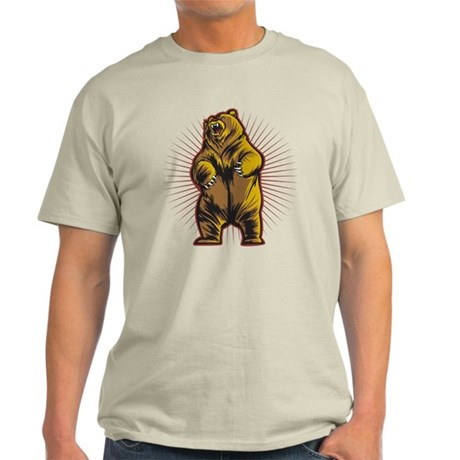 Angry Bear Light T-Shirt