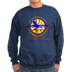 TakaWhip Airlines Sweatshirt (dark)