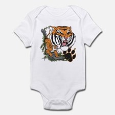 Tigers Infant Bodysuit