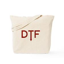 DTF Tote Bag