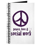 Social work Journals & Spiral Notebooks