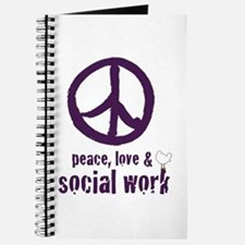 Peace, Love & Social Work Journal