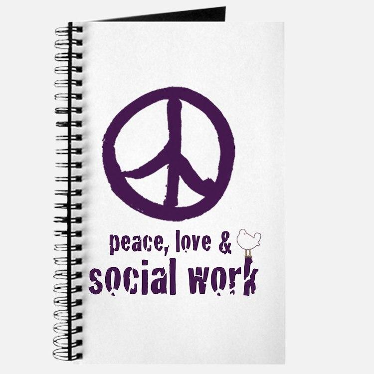 Peace, Love & Social Work Journal