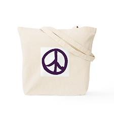 Peace, Love, & Social Work Tote Bag