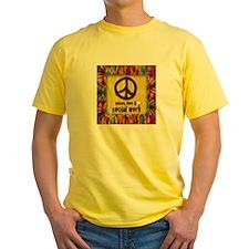 Peace, Love & Social Work T