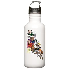 OOTS Attacks! Water Bottle