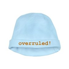 Overruled baby hat