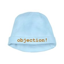Funny Law student baby hat