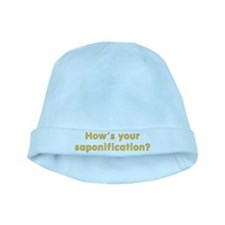 How's Your Saponification baby hat
